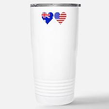 Cute Australia Stainless Steel Travel Mug