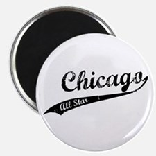 Cool White sox Magnet