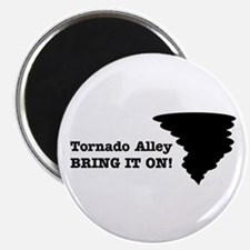 Cute Tornado alley Magnet