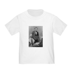 Lincoln with Sojourner Truth T