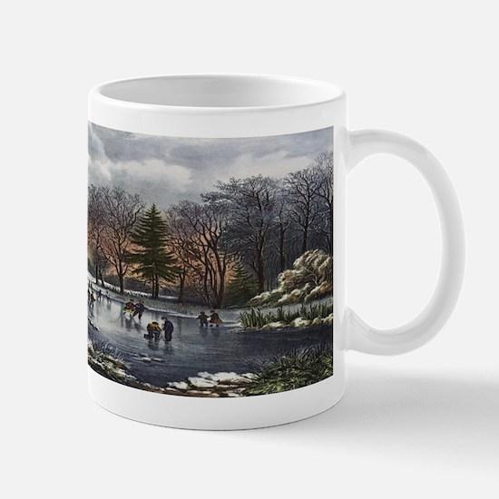 Early Winter Mug