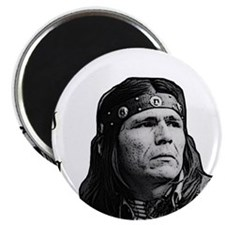 Cute American indian movement Magnet