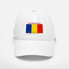 Romania Baseball Baseball Cap