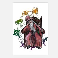 Wizard Postcards (Package of 8)