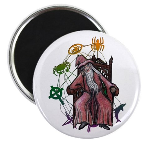 """Wizard 2.25"""" Magnet (100 pack)"""