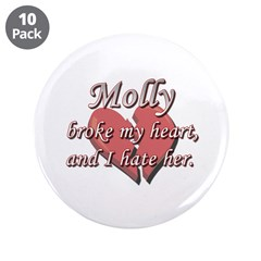 Molly broke my heart and I hate her 3.5