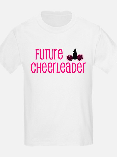 Future Cheelreader Kids T-Shirt