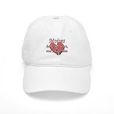 Moises broke my heart and I hate him Baseball Cap