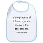 Dalai Lama 13 Bib