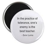 Dalai Lama 13 Magnet