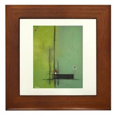 Integrity Abstract Framed Tile