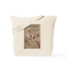 Feminist Sojourner Truth Tote Bag