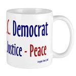 Washington D.C. Democrats Mug