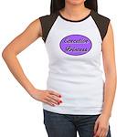 Executive Princess Women's Cap Sleeve T-Shirt