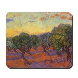 Impressionism Mouse Pads