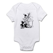 Scarecrow Infant Bodysuit
