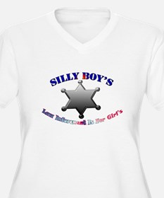 Silly Boys Law Enforcement is T-Shirt