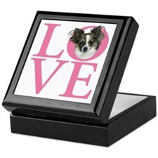Long Hair Love Keepsake Box