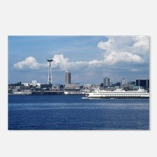 Cute Washington state Postcards (Package of 8)