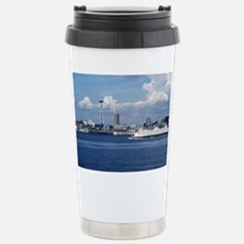 Cute Washington state ferry Travel Mug