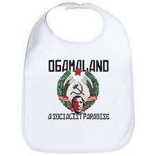 Obamaland Bib