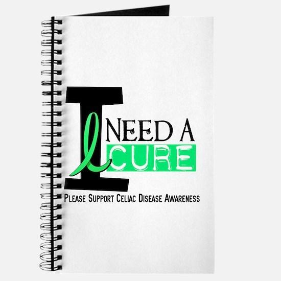 I Need A Cure CELIAC DISEASE Journal