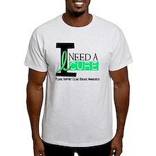 I Need A Cure CELIAC DISEASE T-Shirt