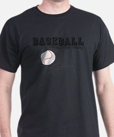 Baseball Throw One Today T-Shirt