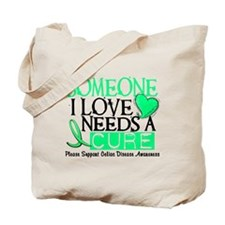 Needs A Cure CELIAC DISEASE Tote Bag