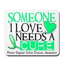Needs A Cure CELIAC DISEASE Mousepad