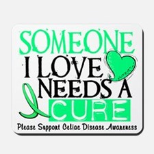 Needs A Cure CELIAC DISEASE Mousepad
