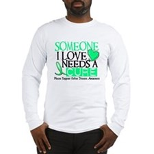 Needs A Cure CELIAC DISEASE Long Sleeve T-Shirt