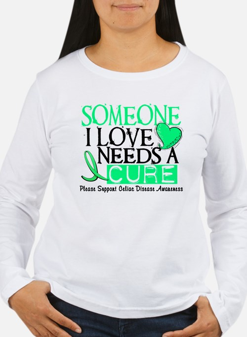 Needs A Cure CELIAC DISEASE T-Shirt
