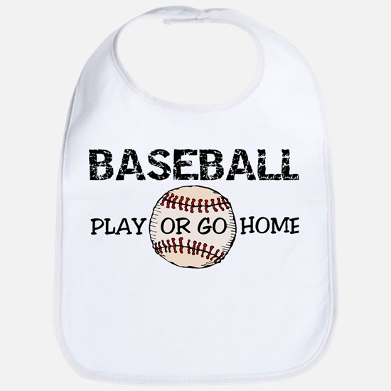 Play Or Go Home Bib