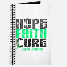 HOPE FAITH CURE Celiac Disease Journal