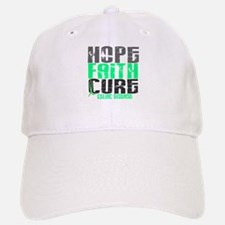 HOPE FAITH CURE Celiac Disease Baseball Baseball Cap
