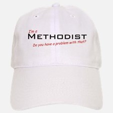 Methodist / Problem! Baseball Baseball Cap