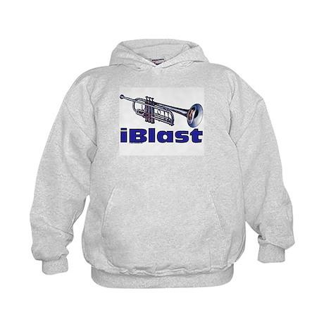iBlast Kids Hoodie