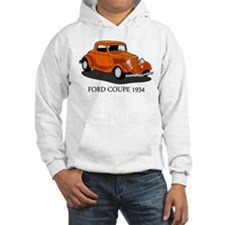 Ford Coupe 1934 Jumper Hoody