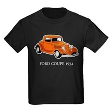 Ford Coupe 1934 T