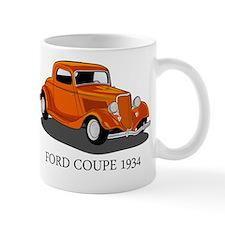 Ford Coupe 1934 Mug