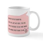 Bio and Adopted Mug