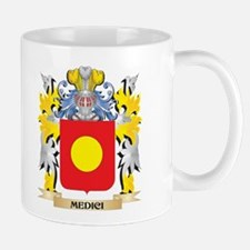 Medici Coat of Arms - Family Crest Mugs