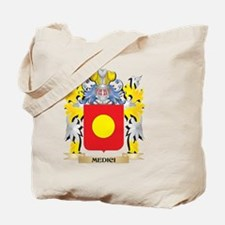Medici Coat of Arms - Family Crest Tote Bag