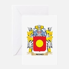 Medici Coat of Arms - Family Crest Greeting Cards