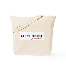 Methodist / Mission! Tote Bag