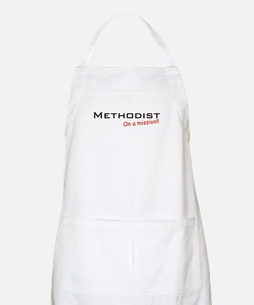 Methodist / Mission! BBQ Apron