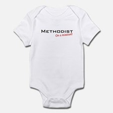 Methodist / Mission! Infant Bodysuit