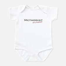 Methodist / Mission! Infant Bodysuit