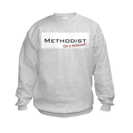 Methodist / Mission! Kids Sweatshirt